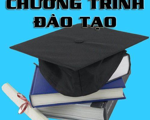 Chuong trinh dao tao